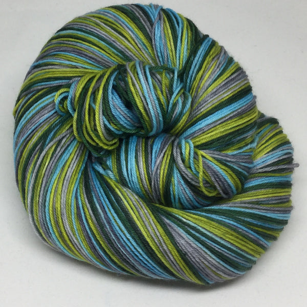 Saint Lawrence Four Stripe Self Striping Yarn