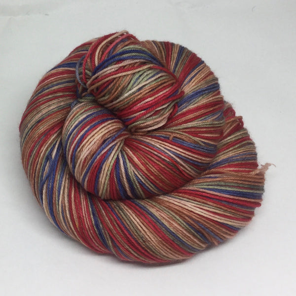 Charlotte's Web Five Stripe Self Striping Yarn