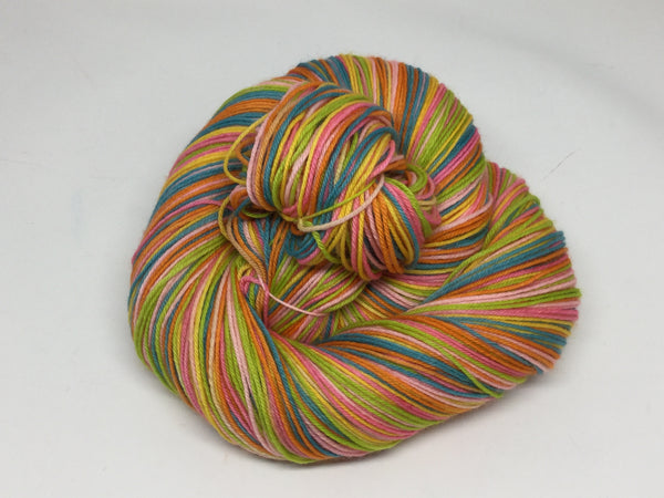 My Favorite Tabby Six Stripe Self Striping Yarn