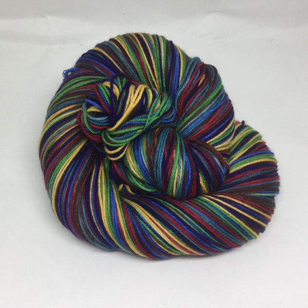 The Potter Series Seven Stripe Self Striping Yarn