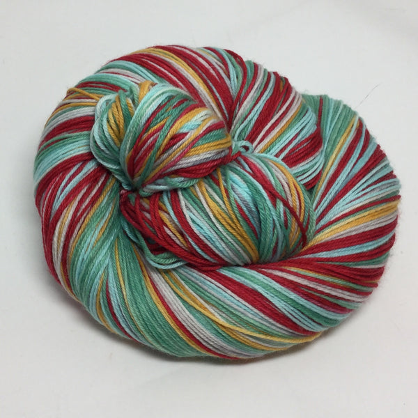 Ketchikan Five Stripe Self Striping Sock Yarn