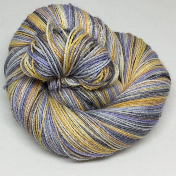Gold Coast Six Stripe Self Striping Yarn