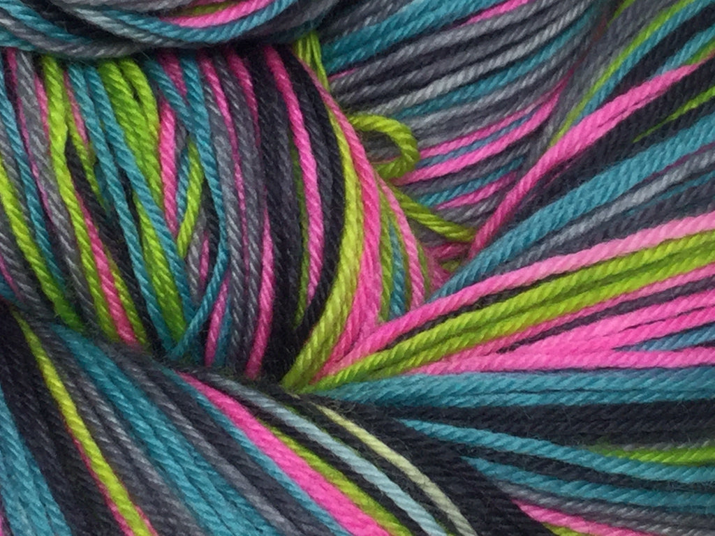 My Favorite Possession Five Stripe Self Striping Yarn