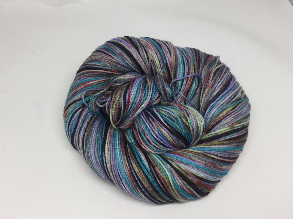 The Sea ZomBody Six Stripe Self Striping Yarn