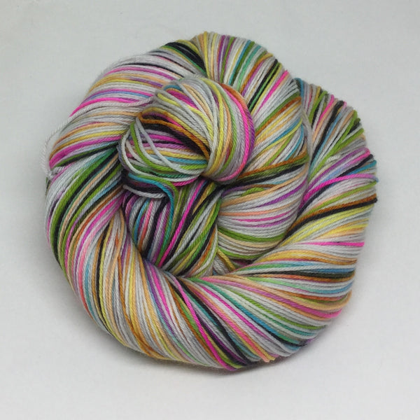 Jobs Four Stripe Self Striping Sock Yarn