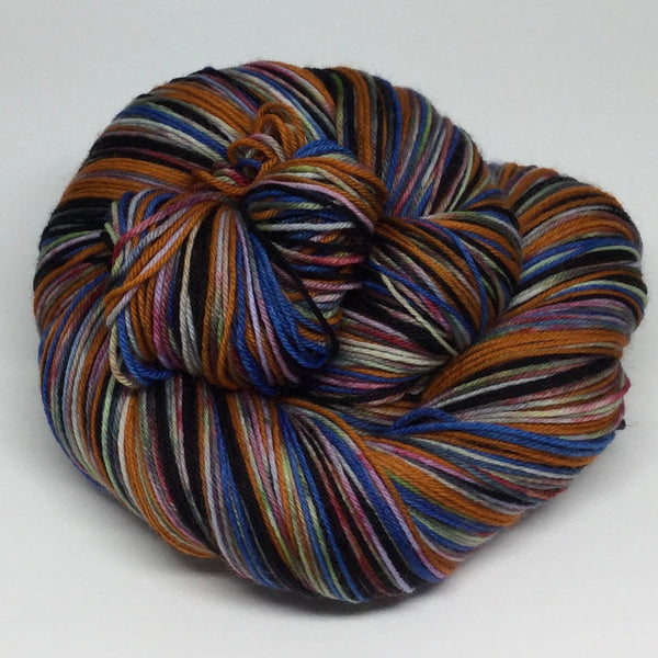 Huckleberry ZomBody Hound Six Stripe Self Striping Yarn