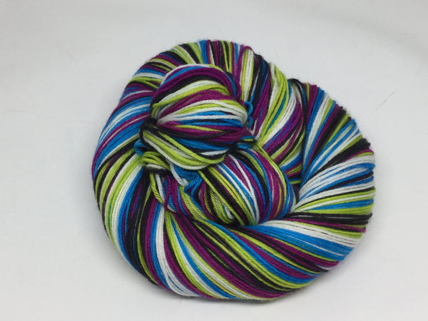 Zoolander Five Stripe Self Striping Yarn