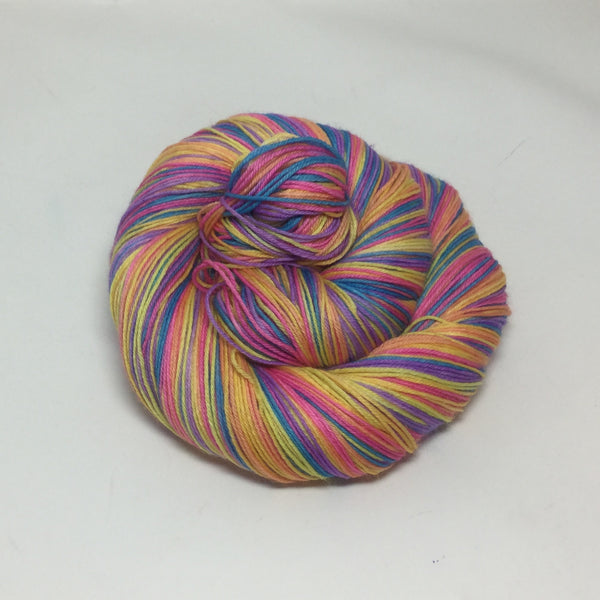 Casino Monte Carlo Six Stripe Self Striping Yarn