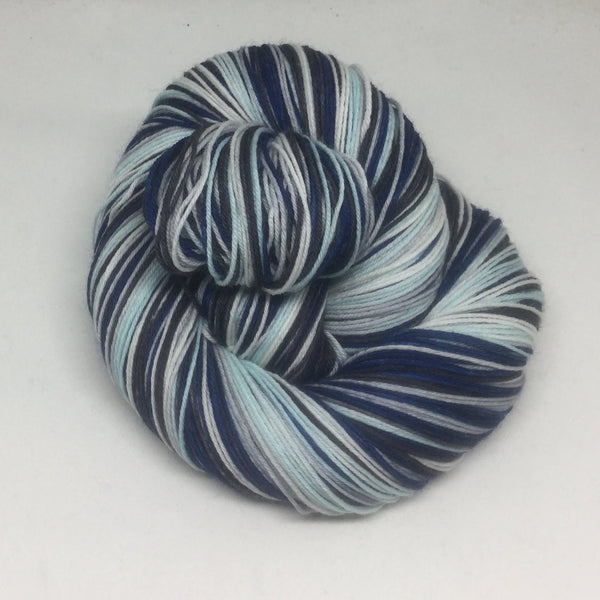 Zurich Five Stripe Self Striping Yarn