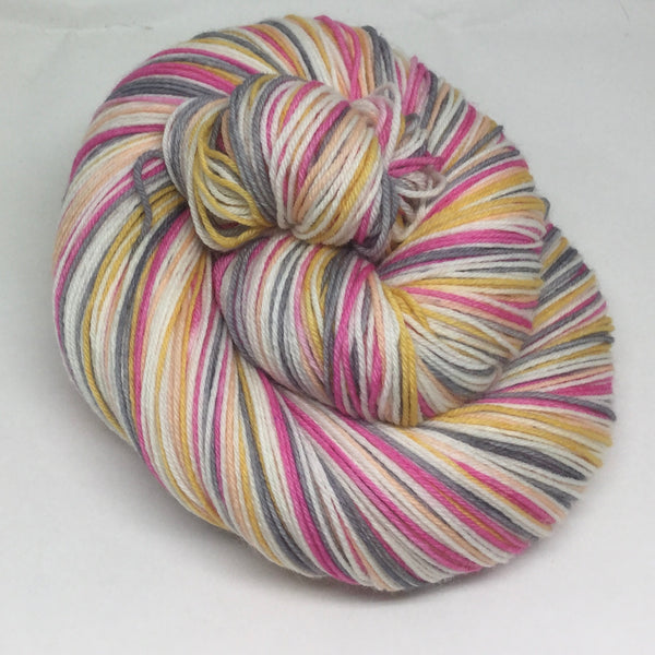 Bring Out The Good China Eight Stripe Self Striping Sock Yarn