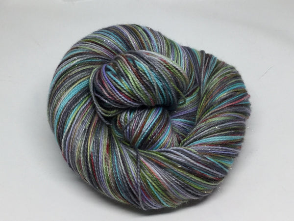 ZomBody Dragon Six Stripe Self Striping Yarn