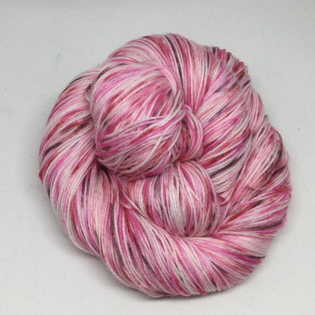 My Speckled Heart Six Stripe Self Striping Yarn