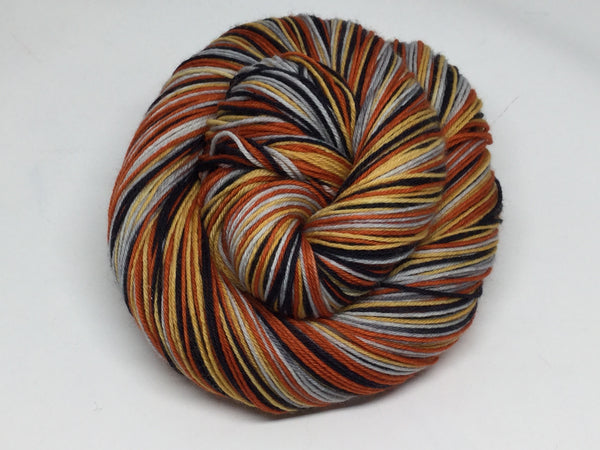 Vertigo Four Stripe Self Striping Yarn