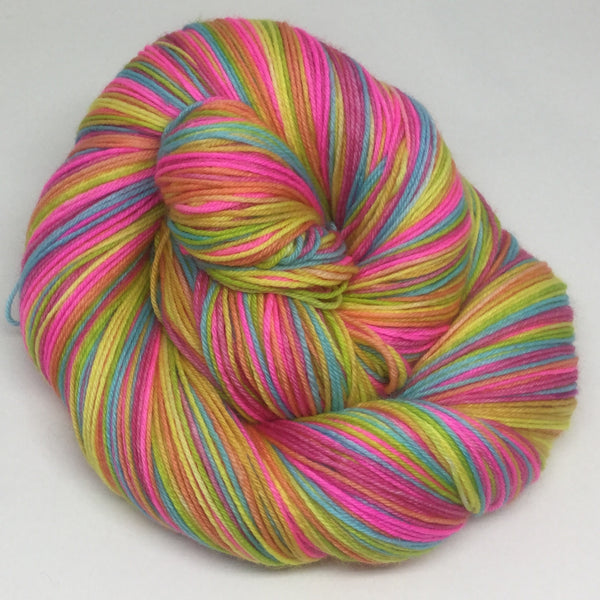 Shaved Ice Seven Stripe Self Striping Yarn