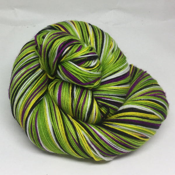 Bee Six Stripe Self Striping Yarn