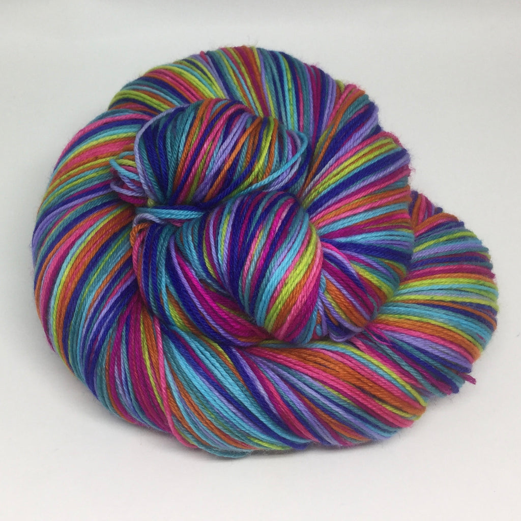 The Queen's Hats Eight Stripe Self Striping Yarn