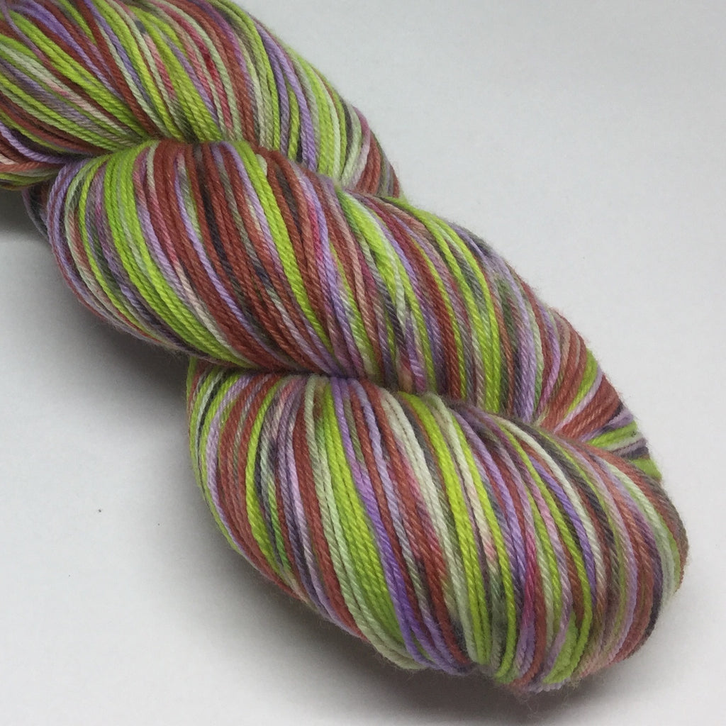 Shaggy ZomBody Rogers Four Stripe Self Striping Yarn