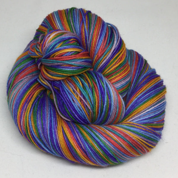 Big Bang Seven Stripe Self Striping Yarn