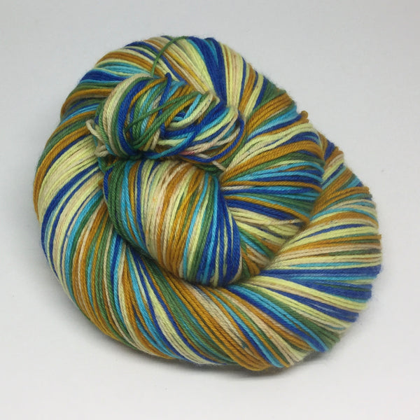 Aphrodite Six Stripe Self Striping Yarn