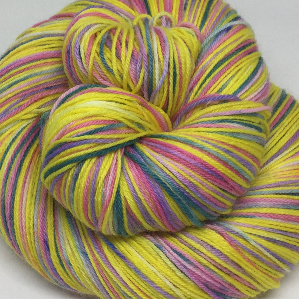 Calm Down Four Stripe Self Striping Yarn