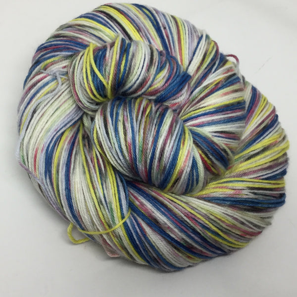 Christopher ZomBody Robin Six Stripe Self Striping Yarn