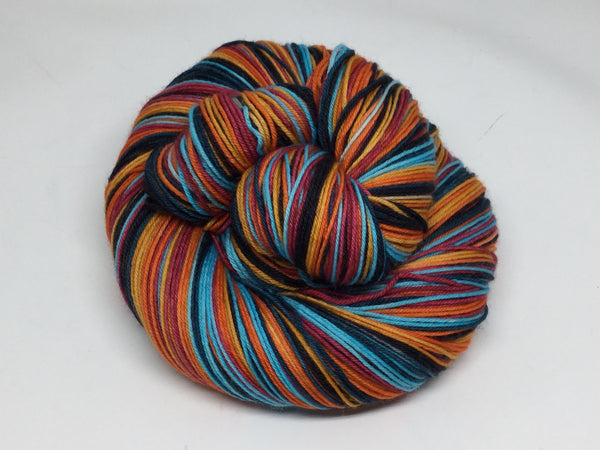 Close Encounters Six Stripe Self Striping Yarn