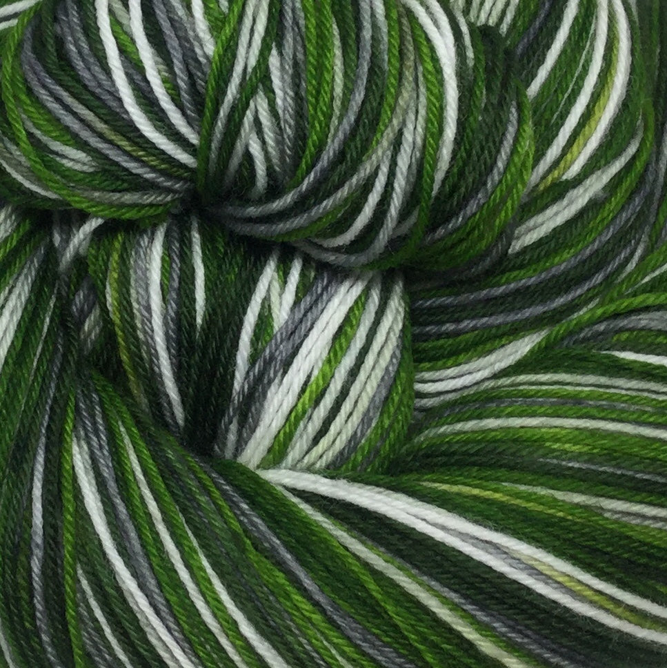 Ireland Six Stripe Self Striping Sock Yarn