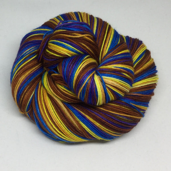 Grand Canyon Six Stripe Self Striping Yarn
