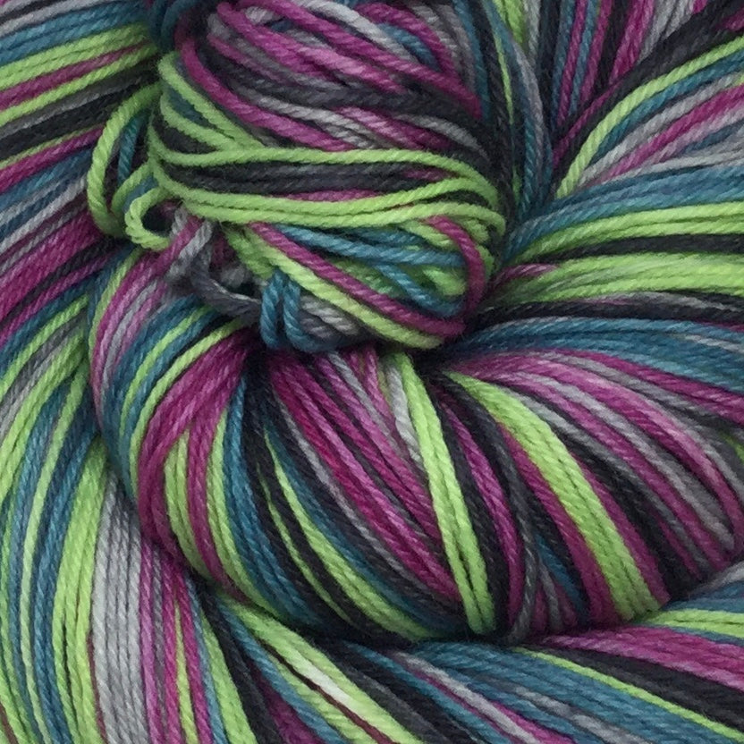 Coraline Five Stripe Self Striping Yarn