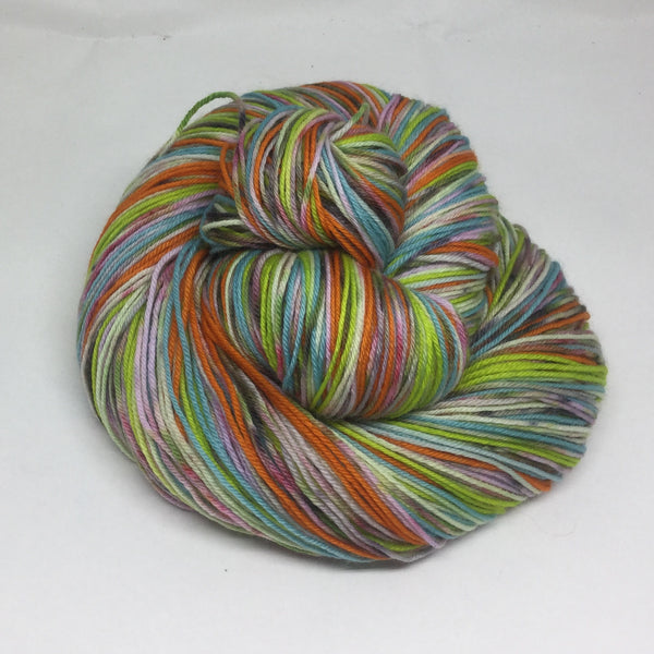 Zombody Mystery Machine Six Stripe Self Striping Yarn