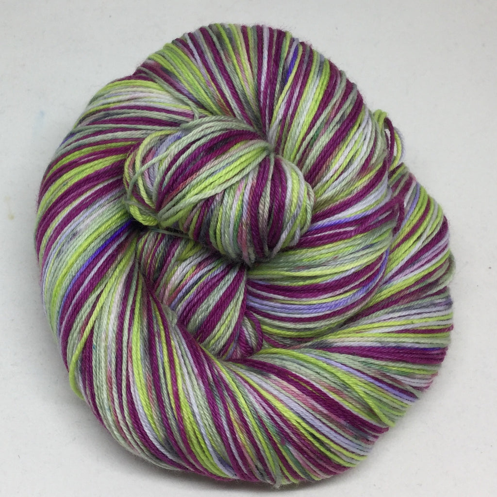 ZomBody Hulk Four  Stripe Self Striping Yarn