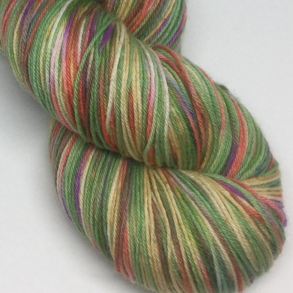 Street Tacos Three Stripe Self Striping Yarn
