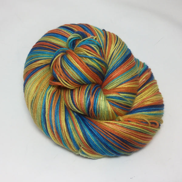 Malta Eight Stripe Self Striping Yarn