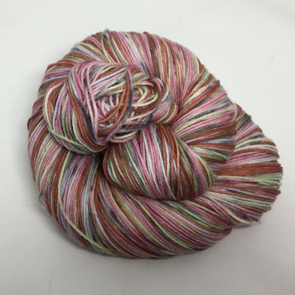 ZomKanga Four Stripe Self Striping Yarn
