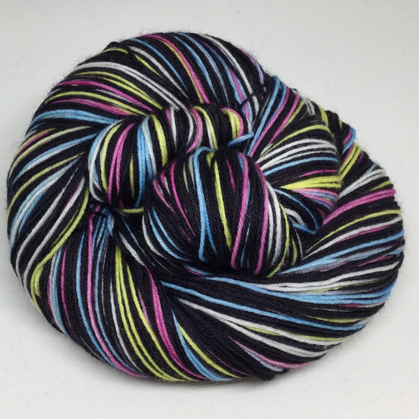All sorts Eight Stripe Self Striping Yarn