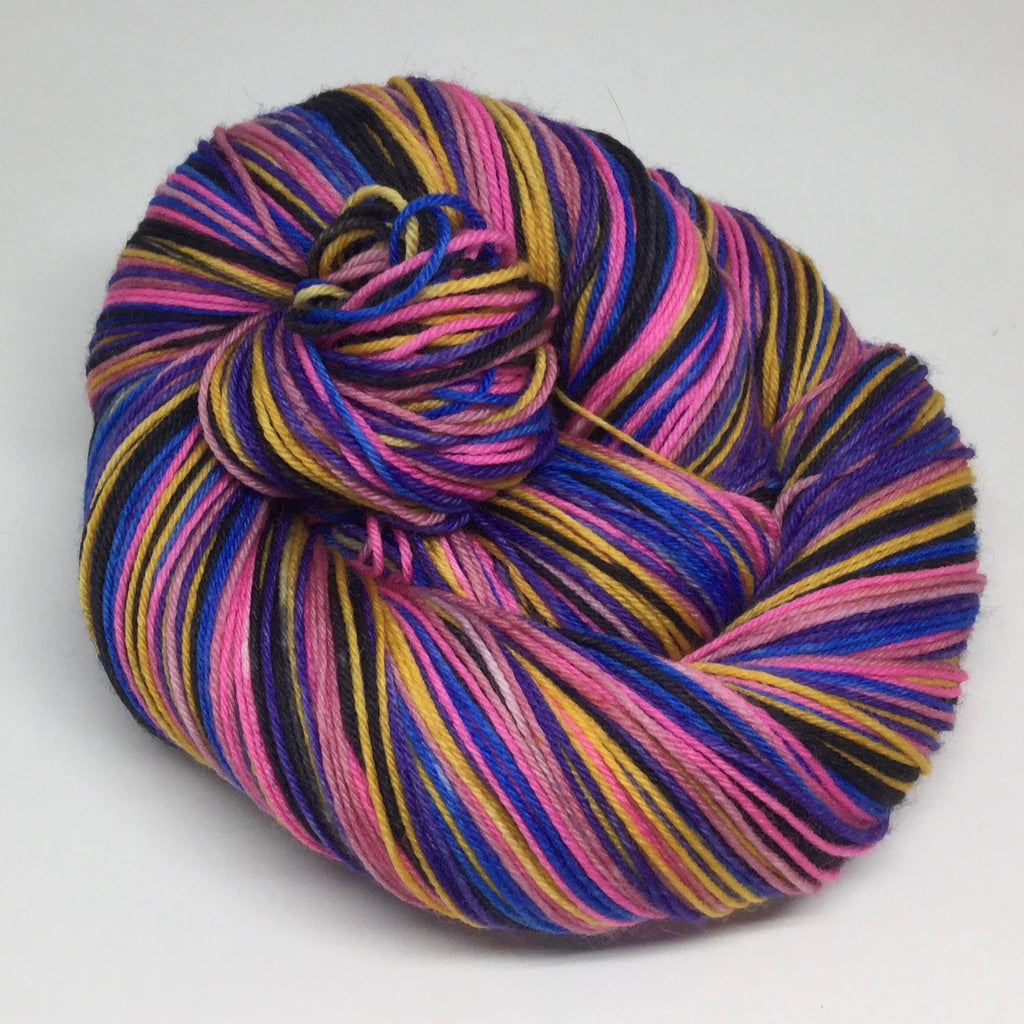 Bewitched by Jeannie Six Stripe Self Striping Yarn