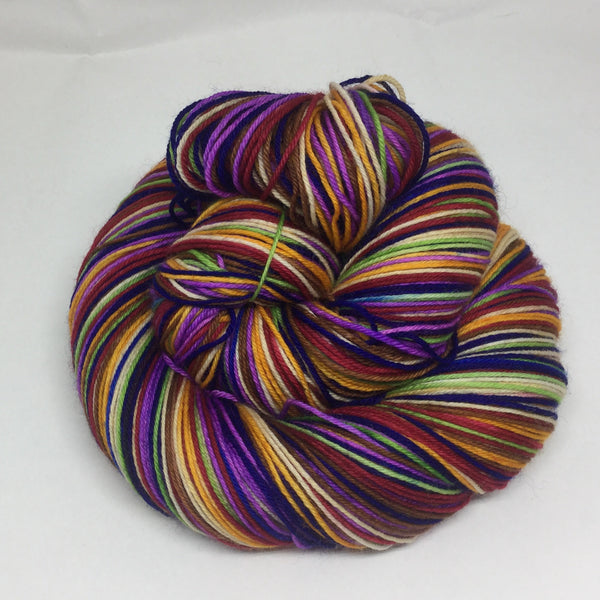 Girl Scout Cookies Seven Stripe Self Striping Yarn