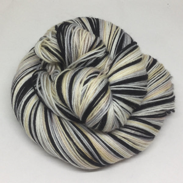 Vintage Chanel Five Stripe Self Striping Yarn