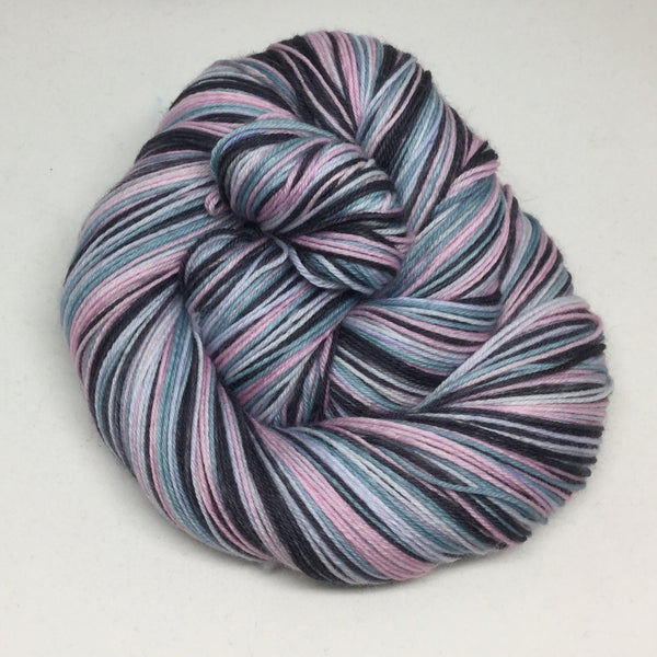 Earl's Maleficent Four Stripe Self Striping Yarn