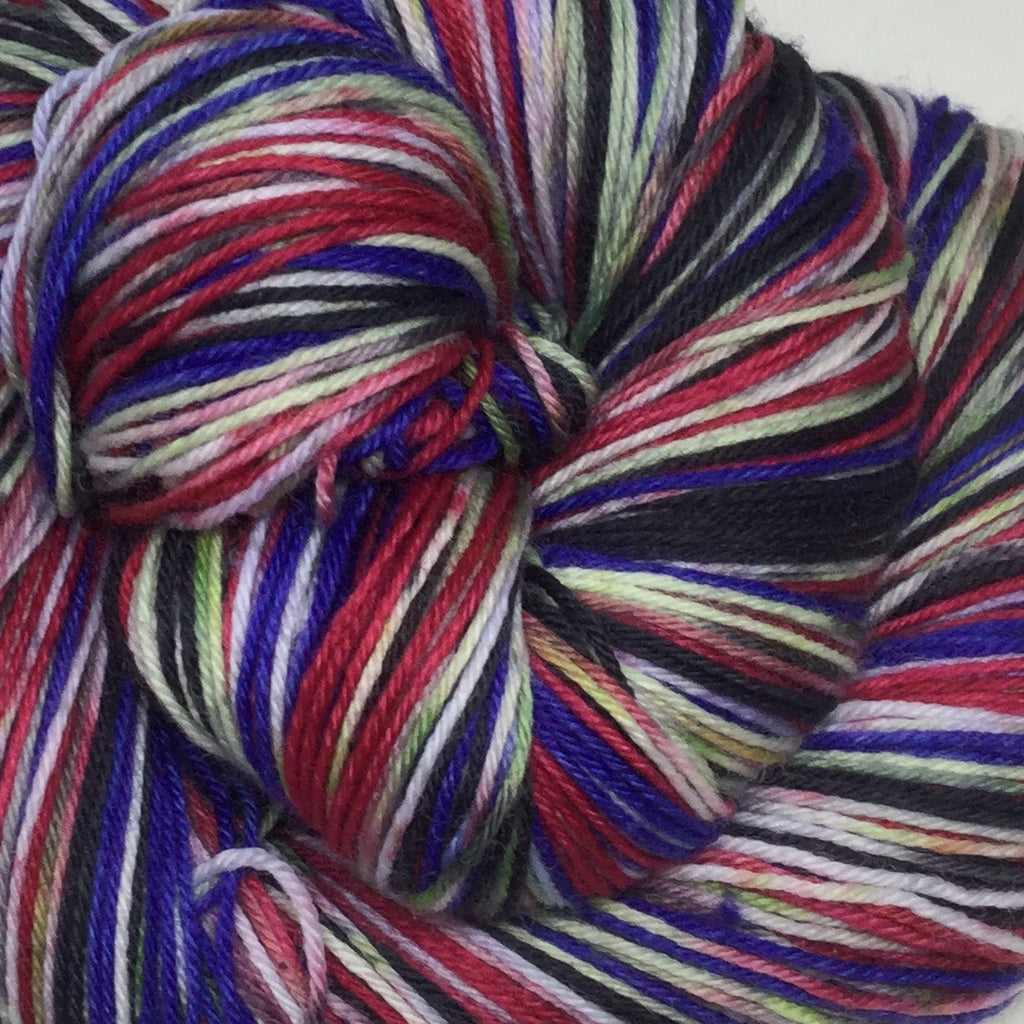 ZomBody Bouregarde Six Stripe Self Striping Yarn