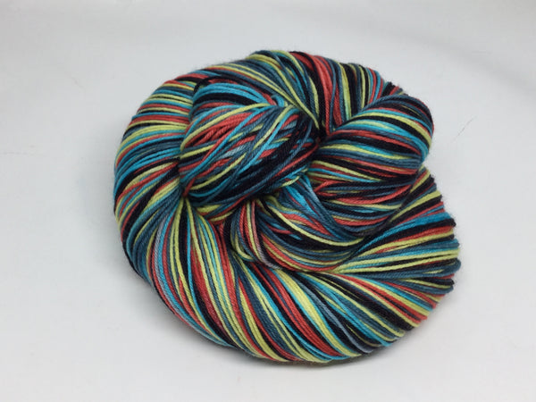 12 Angry Men Five Stripe Self Striping Yarn