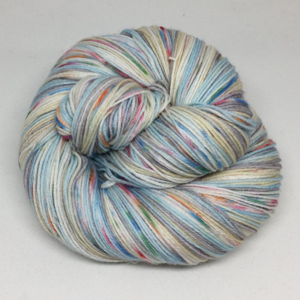 Belfast Five Stripe Self Striping Yarn