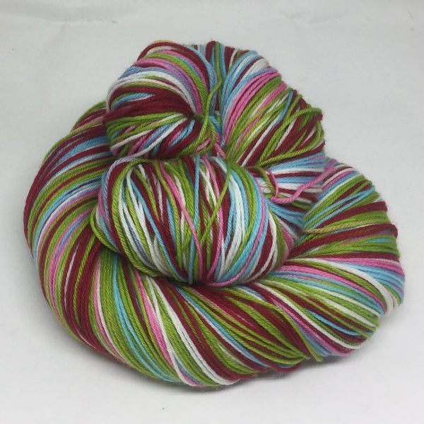 Cookie Swap Five Stripe Self Striping Sock Yarn