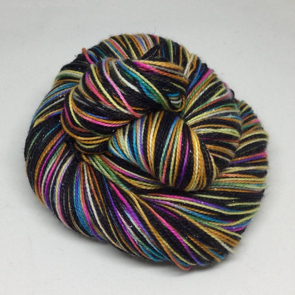 Time Square Four Stripe Self Striping Yarn