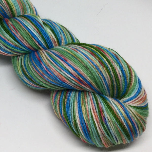BedKnobs & BroomSticks Seven Stripe Self Striping Yarn