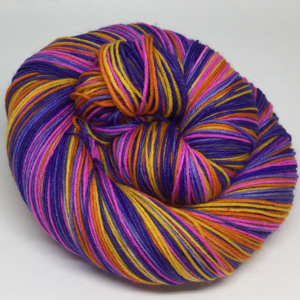 Moon Festival Six Stripe Self Striping Yarn