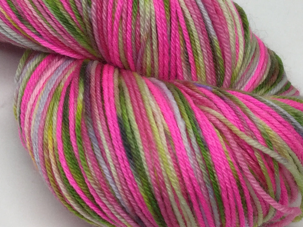 ZomBody Got Flocked Four Stripe Self Striping Yarn