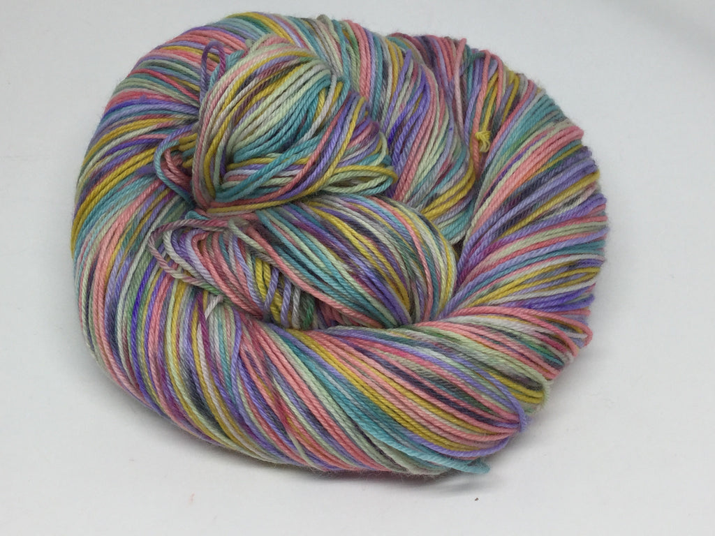ZomBody Needs a Cocktail Six Stripe Self Striping Yarn