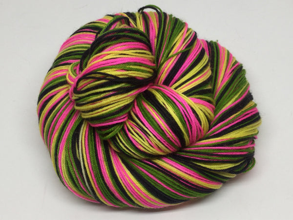 Knitting Club Four Stripe Self Striping Yarn