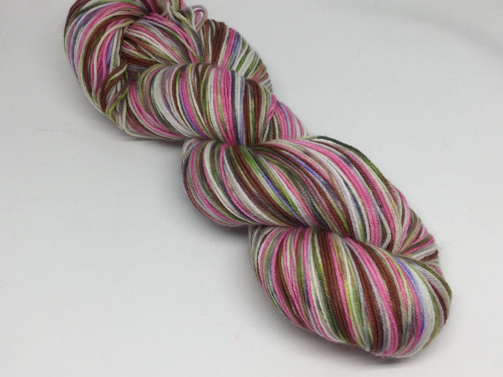 ZomBody Screams for Ice Cream Six Stripe Self Striping Yarn